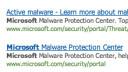 Microsoft, Logo, Suchmaschine, Redesign, Suchergebnis
