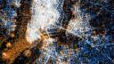 Twitter, New York, Flickr, Visualisierung