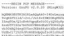 Verschlüsselung, Kryptographie, Pgp