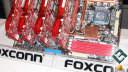 Foxconn, Grafikkarten, Motherboard, Sli