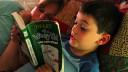 Buch, Lesen, Kind