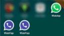 Messenger, whatsapp, WhatsFapp