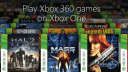 Microsoft, Xbox, Xbox One, Spielkonsole, Xbox 360, Microsoft Xbox One, Abw�rtskompatibilit�t