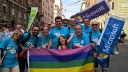 Microsoft, Gay, Fahne, Schwul, Lesbisch, Pride