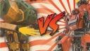 Usa, Roboter, Japan, Duell