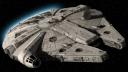 Star Wars, Millennium Falcon, Han Solo