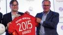 gigaset, FC Bayern München, Sponsoring
