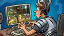 Gaming, Spiele, Computerspiel