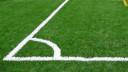 Fußball, Ecke, Rasen
