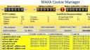 Cookie, Cookies, MAXA Cookie Manager