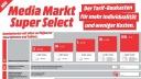 Mediamarkt, Super Select, Mobilfunktarif