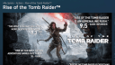 Pc, Steam, Lara Croft, Rise of the Tomb Raider, Tomb Rider
