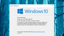 Microsoft, Windows 10, Patchday, kumulatives Update, Build 10586.63