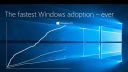 Windows 10, Keynote, Build 2016, Verbreitung