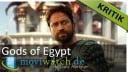 Filmkritik zu Gods of Egypt: Mit Gerard Butler ins alte �gypten