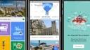 Google, App, Reise, Google Trips