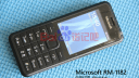 Handy, Telefon, Feature-Phone, Microsoft 350, Microsoft RM-1182, Simpel-Handy