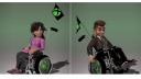 Xbox, Xbox Live, Avatare, Rollstuhl, Xbox Avatare