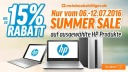 Hp, NBB, Notebooksbilliger, Summer SaLE