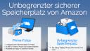 Amazon, Angebot, onlinespeicher, Amazon Cloud Drive