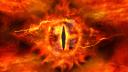 überwachung, Spionage, Feuer, Mittelerde, Auge, Sauron