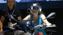 Samsung, Gamescom, Virtual Reality, VR, Headset, Kopfhörer, VR-Brille, Samsung Galaxy Note 7, Galaxy Note 7, VR-Headset, MicroSD, Gamescom 2016, Gear VR, Timm Mohn, Samsung Gear VR, 4D-Kino, VR-Motorrad, Level On