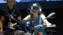 Samsung, Gamescom, Virtual Reality, VR, Headset, VR-Brille, Kopfh�rer, Gamescom 2016, MicroSD, Gear VR, VR-Headset, Samsung Galaxy Note 7, Samsung Gear VR, Galaxy Note 7, Timm Mohn, 4D-Kino, VR-Motorrad, Level On