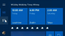 Windows 10 Insider Preview, Startmenü, Live Tiles, Windows 10 Build 14942, App-Liste