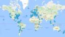 Wlan, Karte, Passwörter, Zugangsdaten, Flughäfen