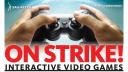 Videospiel, Streik, Gewerkschaft, Schauspieler