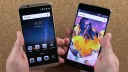 Smartphone, Android, OnePlus 3T, ZTE Axon 7