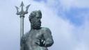 Statue, Neptun, Bologne