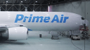 Flugzeug, Boeing, Prime Air, Amazon Prime Air