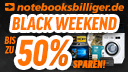 Angebote, NBB, Notebooksbilliger, Black Friday, Black Weekend, 2017 q2, 50 Prozent
