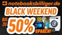Angebote, NBB, Notebooksbilliger, Black Friday, Black Weekend, 2017 q2, 50 Prozent