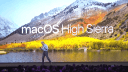 Apple, Sierra, macOS Sierra, Mac OS High Sierra