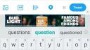 Android, Htc, Werbung, Tastatur, Keyboard