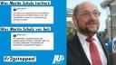 Junge Union, Martin Schulz, Fake Tweet