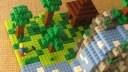 Minecraft, Lego, Bausteine