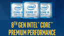 Intel, Prozessor, Logo, Cpu, Chip, SoC, Intel Core, Kaby Lake, Kaby Lake-R, Intel Core 8th Gen