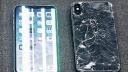 Student findet zufällig selbstheilendes Glas für Smartphone-Displays