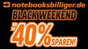 Angebote, NBB, Black Weekend, 40 Prozent