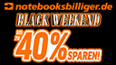 NBB, Black Friday, Black Weekend, 40 Prozent