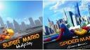 Nintendo, Super Mario, Super Mario Odyssey, Mashup, Mario Odyssey