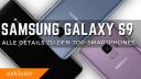 Samsung, Leak, Samsung Galaxy, WinFuture exklusiv, Samsung Galaxy S9, Galaxy S9, Samsung Galaxy S9 Plus, S9