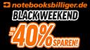 NBB, Black Weekend, 40 Prozent