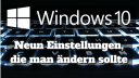 Microsoft, Betriebssystem, Windows, Windows 10, Einstellungen, Faq, Tipps, Tricks