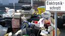 Recycling, Elektroschrott, Platinen, Elektronikschrott