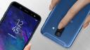 Samsung Galaxy, Fingerabdruckleser, Samsung Galaxy A6 (2018), Samsung Galaxy A6
