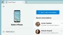 Windows 10: Die neue Your Phone-App ist nun für Insider verfügbar